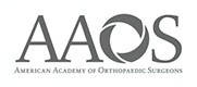 American Academy of Orthopedic Surgeons - AAOS