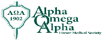 Alpha Omega Alpha Honor Medical Society - AOA